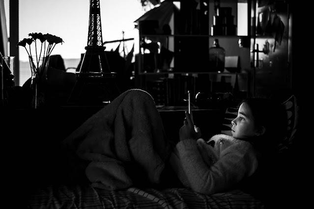 En casa. Foto de Carlos Larios