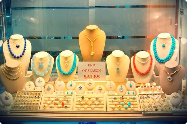 Oia prodavnice nakita i zlatare
