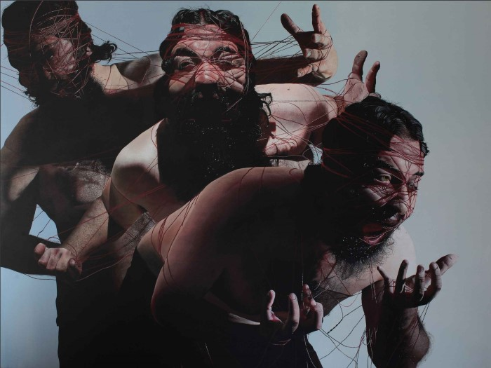 Картины о божествах, их мире и боли. Emrah Emir
