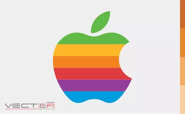 Apple (1977) Logo - Download Vector File AI (Adobe Illustrator)