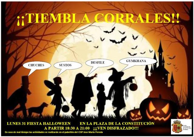 Halloween 2016 en Los Corrales de Buelna