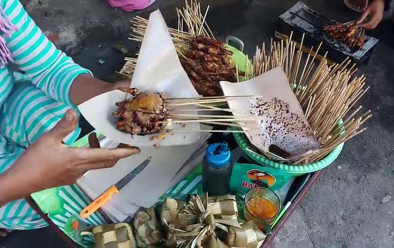 Sejarah Sate Ayam Madura (youtube.com)
