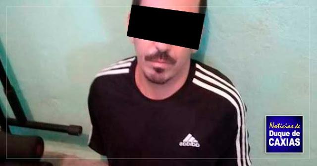 Polícia prende traficante com atuação em comunidades de Duque de Caxias