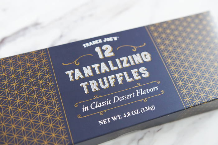 Trader Joe's review: Tantalizing Truffles