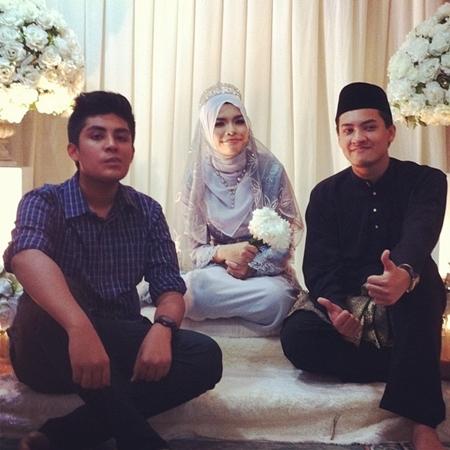 Gambar Tunang Syafiq Yusof, Anak Pengarah Yusof Haslam