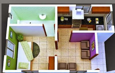 Desain Rumah Kecil Sederhana Di Desa