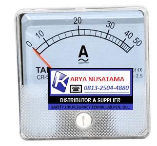 Jual Tab Amperemeter Analog TAB 0 - 40 A di Pasuruan