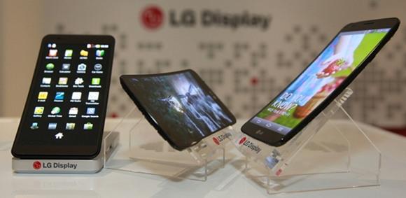 LG Siap Pamerkan Phablet 6 inci QHD