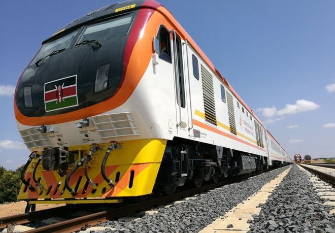 SGR is Best Thing Since Sliced Bread, China Contradicts David Ndii