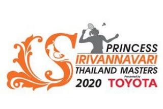 Drawing Thailand Masters 2020, Tunggal Putri : Fitriani vs Pornpawee Chochuwong