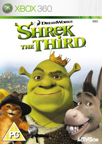 sh - Shrek The Third Xbox360