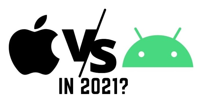 iOS vs Android comparison in 2021| pros and cons | market share