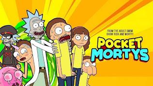 Download Game Pocket Mortys MOD APK Unlimited Money 2.19.2