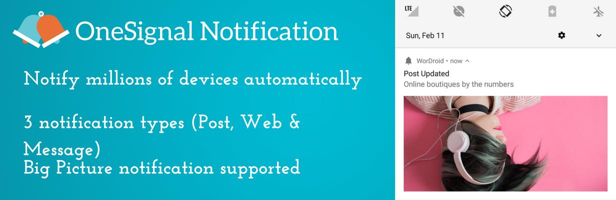 WorDroid - Full Native WordPress Blog App - 7