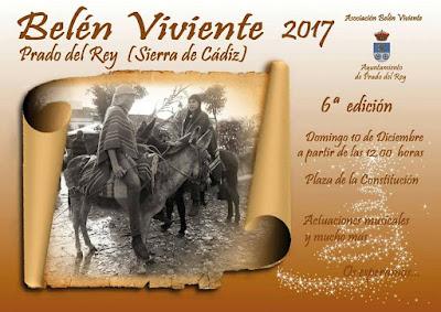 Belén Viviente 2017 - Prado del Rey