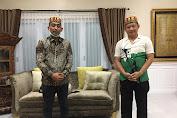 Bahas Isu-Isu Penting dan Perkembangan Aceh Terkini, Ketua DPRA Bertemu Mendagri