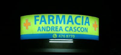 Carteleria led Córdoba