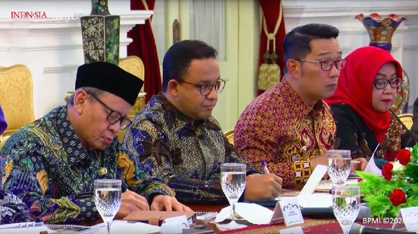 Kode Copras-capres di Balik Ucapan Selamat Anies-Ridwan Kamil