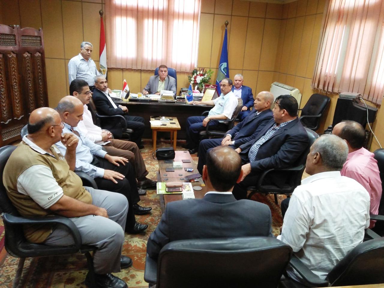 7 مهندسين زراعيين يتنافسون على منصب مدير إدارة حماية الاراضى بمديرية الزراعة بالبحيرة