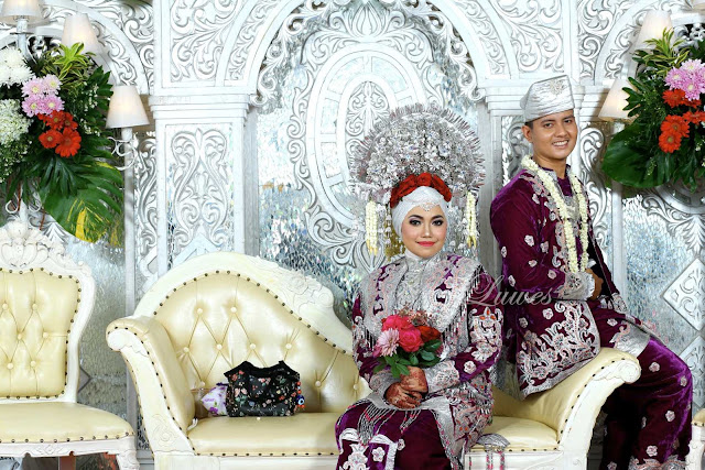 Makeup Artist pernikahan adat minang padang tradisional wedding