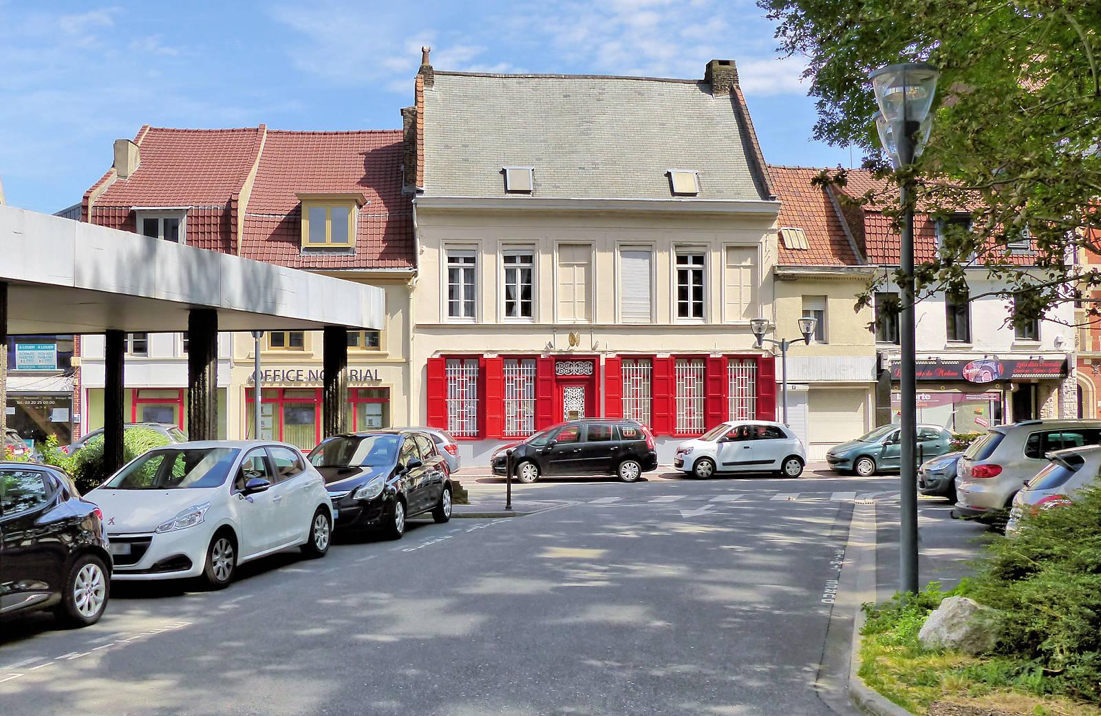 Rue de Tournai, Tourcoing - Notaires Adrover, Huet, Hibon.