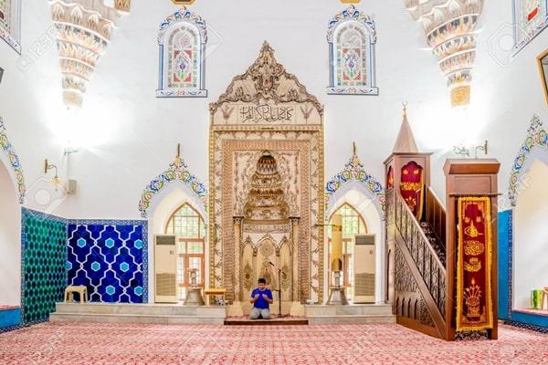 مجمع مسجد السلطان مراد الثاني