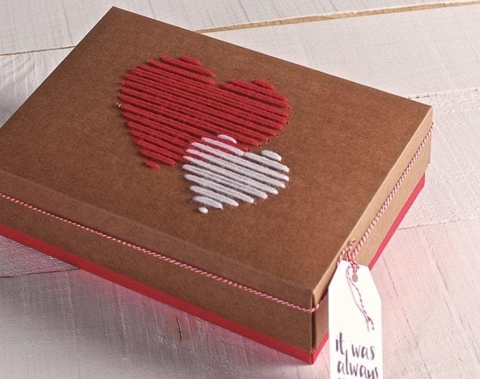 Erkek sevgiliye Hediye kutusuna ne konur ?