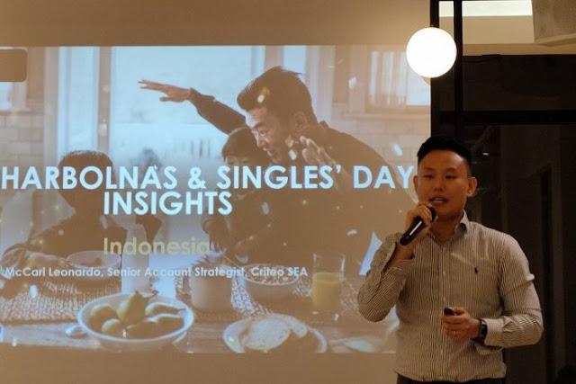Orang Indonesia suka belanja Harbolnas