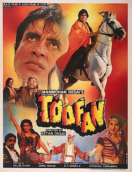 Toofan.1989.Hindi 720p DVDRip 1.4GB ESubs Download