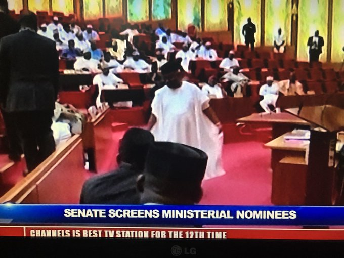 Ministerial screening: Akume asked to take a bow and go