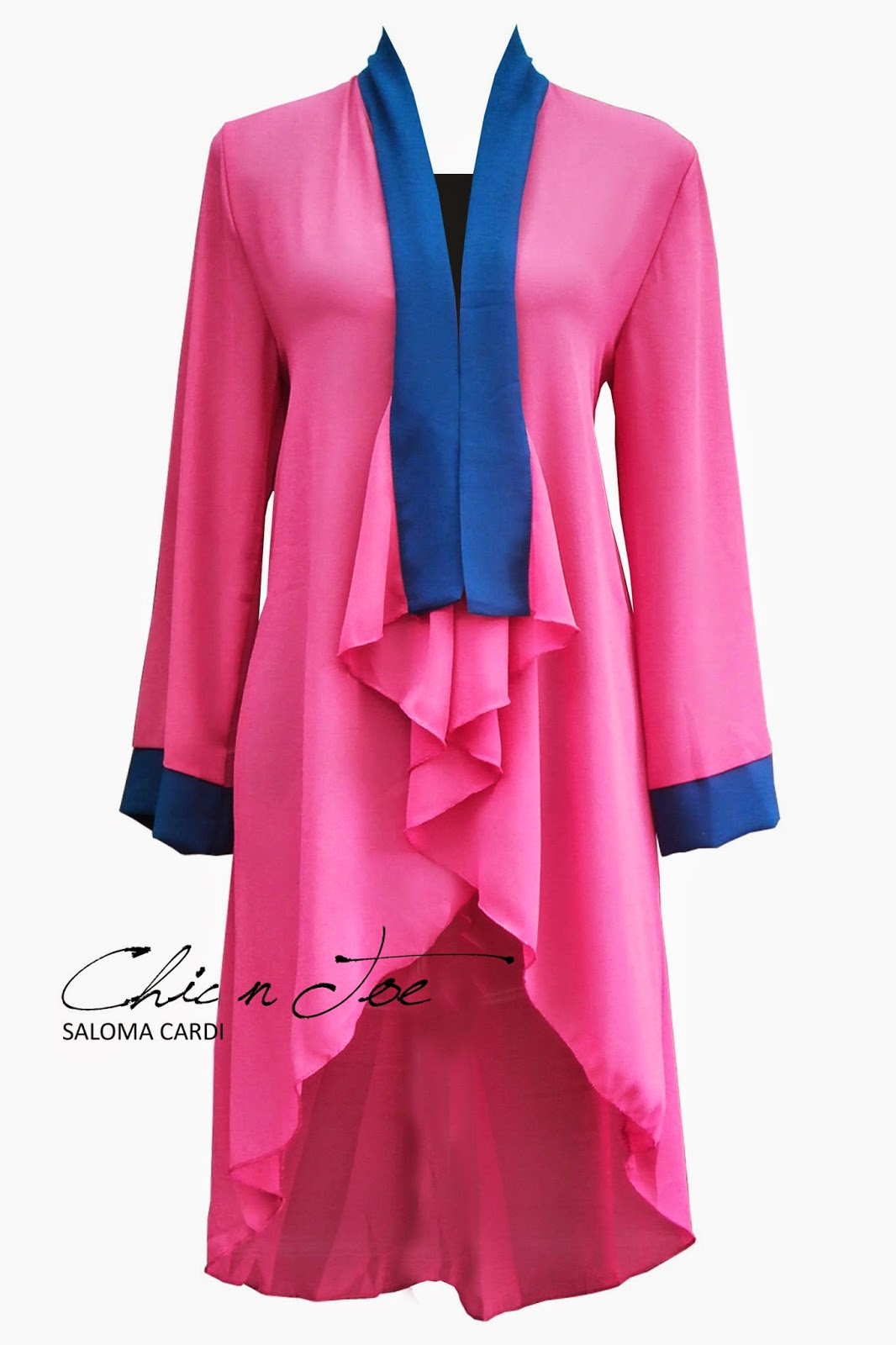 Baju Kebaya Terbaru 2016 Kimono Saloma