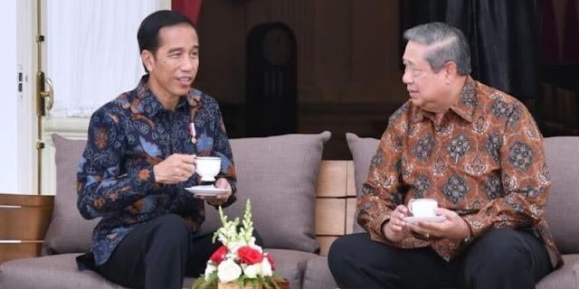 PKS: Doa SBY Tidak Perlu Dipolitisasi, Jokowi Santuy Saja