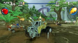 Beach Buggy Racing v1.2.17 Mod