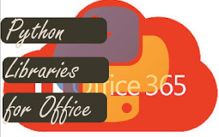 Python libraies for Office Document