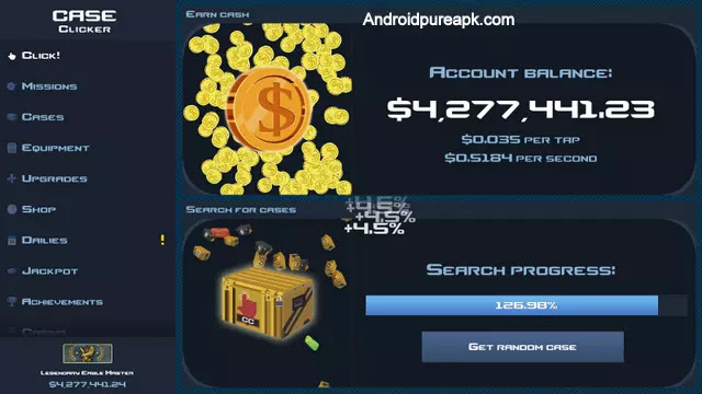 Case Clicker 2 Apk Download Mod