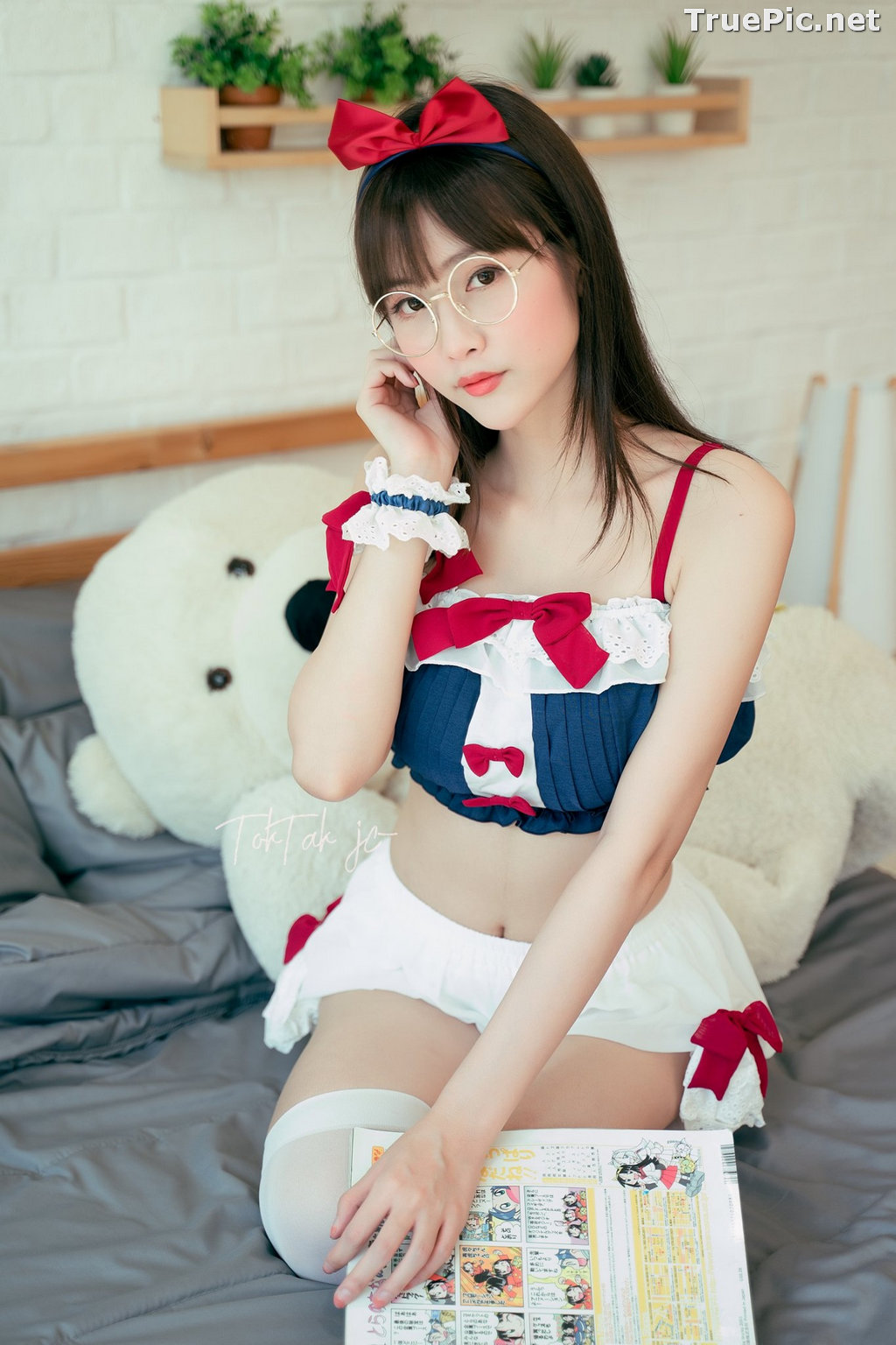 Image Thailand Model - Waralee Teerapanpong - Sailor Moon Lingerie - TruePic.net - Picture-7