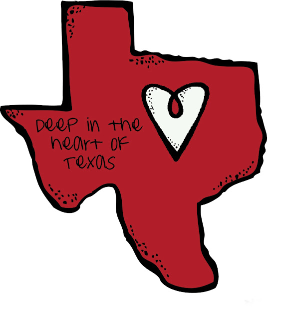 Texas Heart Clip Art