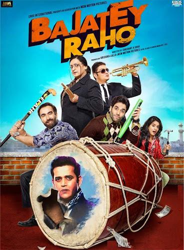Bajatey Raho (2013) Movie Poster