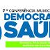 'Democracia e Saúde' é tema da 7º Conferência Municipal de Saúde em Bossoroca