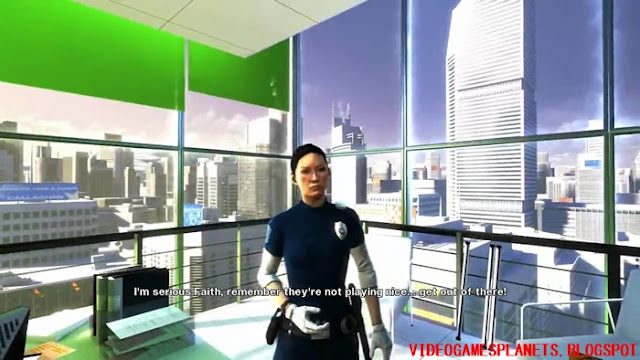 mirror's edge highly compressed in parts