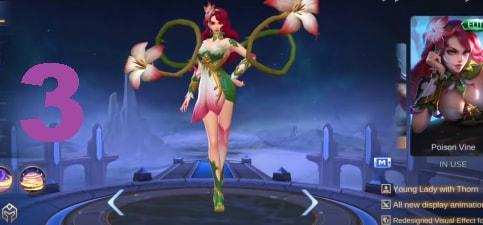Esmeralda(Poison Vine)