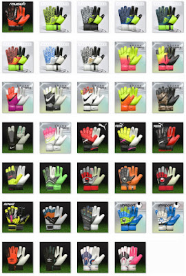 PES 2016 GLOVESPACK 34 GLOVES (AIO) BY WENS