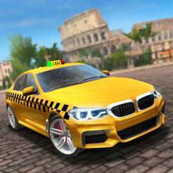 تحميل لعبة Taxi Sim 2020 مهكرة للاندرويد