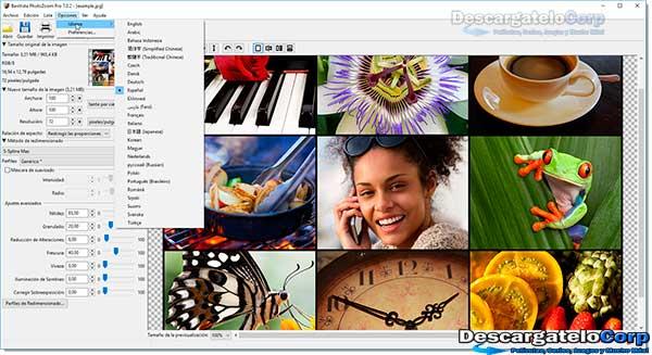 PhotoZoom Pro Español