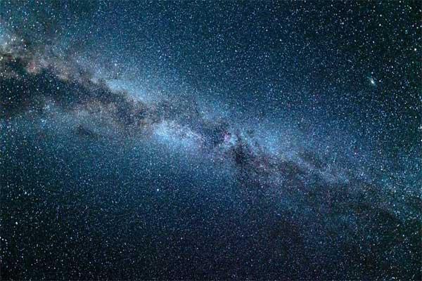 A Via Láctea acumulou aglomerados de estrelas ao longo de sua vida