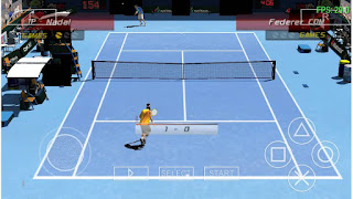 Virtua Tennis 3 Highly Compressed PSP