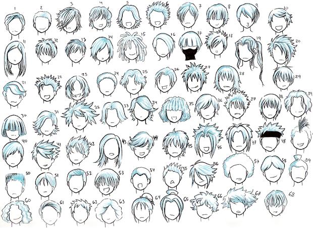 draw manga september 2012
