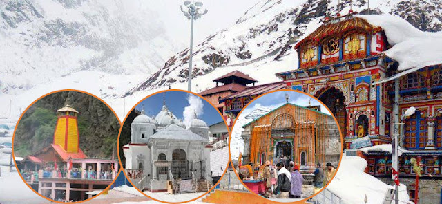 CHAR DHAM YATRA (11Nights/12Days)  Delhi to Delhi 11 Nights & 12 Days      Day 1: Delhi - Haridwar (230 Km / 6 to 7 hrs)   Start your spiritual journey from Delhi. On reaching Haridwar, check-in to your hotel. Evening visit Har ki Pauri and enjoy evening Ganga aarti. Take holy dip in the river Ganga. Later visit local market near the place and come back to hotel. Overnight at hotel.  HARIDWAR – a paradise for nature-lovers, Haridwar presents kaleidoscope of Indian culture and civilization. Haridwar also termed as 'Gateway to Gods' is known as Mayapuri, Kapila, Gangadwar as well. The followers of Lord Shiva (Har) and followers of Lord Vishnu (Hari) pronounce this place Haridwar and Hardwar respectively as told by some. It is also a point of entry to Dev Bhoomi and Char Dham (Four main centers of pilgrimage in Uttarakhand) Viz. Badrinath, Kedarnath, Gangotri and Yamunotri.    Day 2: Haridwar – Barkot (190 Km / 6 to 7 hrs)  Morning after breakfast proceeds to Barkot. As you drive through Mussoorie, you can visit the famous Kempty falls on your way. Sometimes there is heavy traffic then another route will be taken in which Kempty fall will not be covered. On reaching Barkot, check-in to your hotel/camp. Evening free for leisure. Overnight at hotel.    BARKOT - Uttarkashi district offers a Himalayan panorama of natural delights, perhaps unmatched elsewhere. It is a treasure - trove of lush valleys, soaring peaks, crashing waterfalls, balmy hot water springs and other bounties of Mother Nature. A full description could easily fill a book, hence only some broad features can be indicated. Barkot is a beautiful hill station which is located on the foot of Yamunotri.    Day 3: Barkot - Jankichatti – Yamunotri – Barkot.  (48 Km / 2 hrs)/ (6 Km Trek)  Morning proceeds for Yamunotri. From Jankihatti start your 6 km trek to Yamunotri. You can also hire palki or a horse for your trek. (Cost Not Included).    On your trek, you enjoy the sight of lush green valley and a variety of species of Himalayan shrubs.  Perform all the rituals and return back to Barkot, hotel / Camp. Overnight at hotel.    YAMNOTRI - Yamunotri is one of the shrines of the Char Dhams. The temple at Yamunotri is dedicated to Goddess Yamuna who present in the form of a black marble idol in the temple. Yamunotri is the source of the river Yamuna which is also the daughter of Surya the Sun.    Day 4: Barkot - Uttarkashi (100 km/ 3 -4 hrs)  After having your breakfast, check out from the hotel. Start your drive to your next destination Uttarkashi. On the way visit the Vishwanath Temple before check in to the hotel. Later move to hotel and overnight at the hotel.    UTTARKASHI - Uttarkashi, meaning Kashi of the north, is a town in Uttarakhand, India. It is the district headquarters of Uttarkashi district. Uttarkashi is situated on the banks of river Bhagirathi at an altitude of 1158 m above sea level. Uttarkashi is generally known as a holy town.    Day 5: Uttarkashi – Gangotri – Uttarkashi (100 Km / 3 to 4 hrs)  Early in the morning start driving towards Gangotri.    GANGOTRI - is a popular Hindu pilgrimage town which is set on the banks of river Bhagirathi. River Ganga is believed to have touched earth at this place. The temple is dedicated to Goddess Ganga.    On reaching Gangotri, perform Pooja and other rituals. Later, drive back to Uttarkashi. Overnight at hotel.    Day 6: Uttarkashi – Guptkashi (240 Km / 9 to 10 hrs)  Leave for your next destination, Guptkashi after having your breakfast early in the morning. On reaching, check-in to the hotel/camp. Overnight hotel/camp.    GUPTKASHI - is located at a distance of 47 km from the holy shrine, Kedarnath. The town holds immense religious importance as it houses famous ancient temples like Vishwanath Temple and Ardhnareshwar Temple.    Day 7:  Guptkashi – Gaurikund – Kedarnath (35 Km + 22 Km trek)  Get up early in the morning and check out from the hotel after having your breakfast. Start your drive to Gaurikund which is set at a distance of around 35 km. On reaching Son Prayag 5 kms before Gaurikund, drive by jeep to Gaurikund. Afterbreaching Gaurikund start rek to Kedarnath.    KEDARNATH - Temple is dedicated to Lord Shiva. To reach the temple, you can hire a palki or a horse (Cost Not Included). On your way to the temple, you will get to experience the unexplored sights of the snow capped mountains. On reaching, check-in at the Govt. Camps/Lodges. Overnight at hotel.    Day 8: Kedarnath – Gaurikund – Guptkashi (22 Km trek + 35 Km drive)  This morning you get up before dawn and take a bath. Later, you go to the temple for the 'Abhishek' to Kedarnath. After Darshan and Puja, return to your respective Camps / Lodges. Start with your trek from    Kedarnath to Gaurikund and by jeeps to Sonprayag. At Sonprayag, your car awaits which will take you back to your hotel at Guptkashi. On reaching Guptkashi, Overnight at the hotel.      Day 9: Guptkashi – Joshimath – Badrinath (190 Km / 7 to 8 hrs)  After having your breakfast in the morning, check out of the hotel and start driving towards your next destination, Badrinath via Joshimath.    On reaching Badrinath, check-in to the hotel. After taking some rest and refreshments, you are all set to go to Badrinath Temple for Darshan. After Darshan, return to the hotel. Enjoy your dinner and Overnight at the hotel.    BADRINATH - is an important pilgrimage site which holds immense importance for both Hindus and Buddhists. Badrinath temple is dedicated to Lord Vishnu and is set at a height of 3133 meter. The temple and town form one of the four Char Dham and Chota Char Dham pilgrimage sites. The temple is also one of the 108 Divya Desams dedicated to Vishnu, who is worshipped as Badrinath—holy shrines for Vaishnavites.    Day 10: Badrinath – Rudraprayag/Srinagar (190 Km / 6 to 7 hrs)  This morning, visit Badrinath Temple for Darshan. Later, return to the hotel for breakfast. After breakfast, you can leave for quick local sightseeing at Badrinath. Visit major attractions of Badrinath such as Mana Village, Vyas Gufa, Ganesh Gufa, and Mata Murti temple.  At appropriate time leave for Rudraprayag or Srinagar. On reaching, check-in to the hotel. Overnight at hotel.    Day 11: Rudraprayag/Srinagar to Haridwar via. Rishikesh(130 Km / 5 hrs)  This morning, have your breakfast and leave for Haridwar enroute visiting Rishikesh -  Ramjhula and Laxmanjhula.    RISHIKESH - is a city in India's northern state of Uttarakhand, in the Himalayan foothills beside the Ganges River. The river is considered holy, and the city is renowned as a center for studying yoga and meditation. Temples and ashrams (centers for spiritual studies) line the eastern bank around Swarg Ashram, a traffic-free, alcohol-free and vegetarian enclave upstream from Rishikesh town.    Day 12: Haridwar – Delhi (230 Km / 6 to 7 hrs)  After breakfast leave for Delhi railway station / airport for your onward journey. chardham yatra, chardham yatra car rental, hotel booking, tour packages, air ticket, helicopter booking, chardham yatra ex.delhi / haridwar akshar travel services, aksharonline.com, info@aksharonline.com