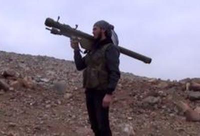 """El """"Estado Islámico"""" utiliza armas y sistemas de fabricación israelí"""