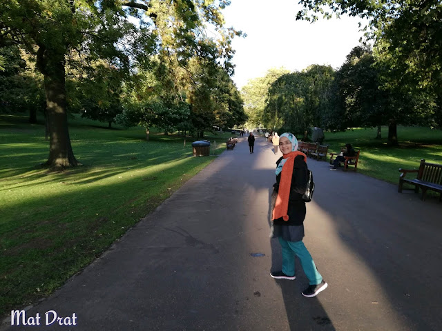 Princes Street Garden Place To Visit Edinburgh